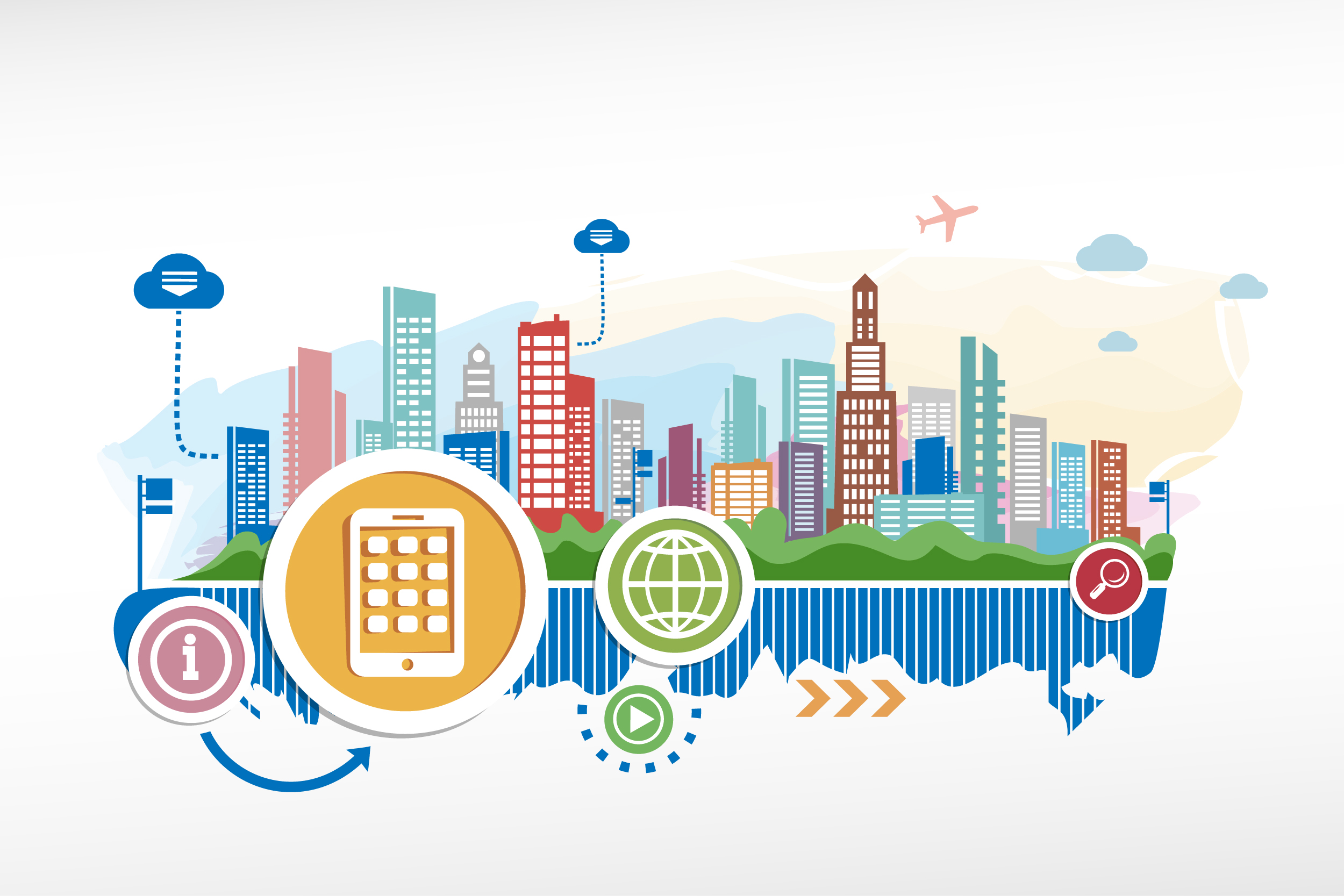 Smart Cities Service Automation