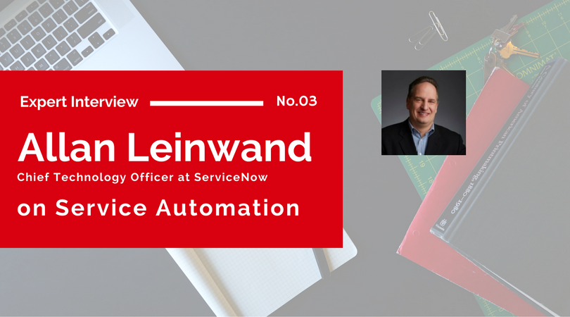 Allan Leinwand on Service Automation