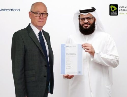 Etisalat Academy Launches Training on World's First Certification of Service Automation Framework