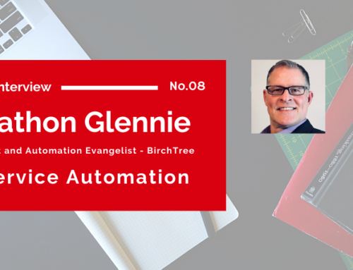 Jonathon Glennie on Service Automation