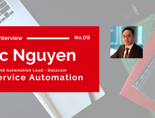 Eric Nguyen on Service Automation