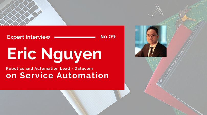 Eric Nguyen on Service Automation | Service Automation Expert Interview